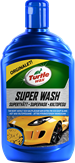 Turtle Wax Super Wash Supertvätt 500ml