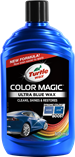 Turtle Wax Color Magic Mörkblå 500ml