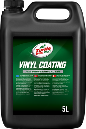 Turtle Wax Pro Vinyl Coating 5L