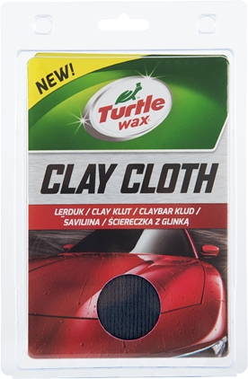 Turtle Wax Clay Cloth