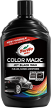 Turtle Wax Color Magic Svart 500ml