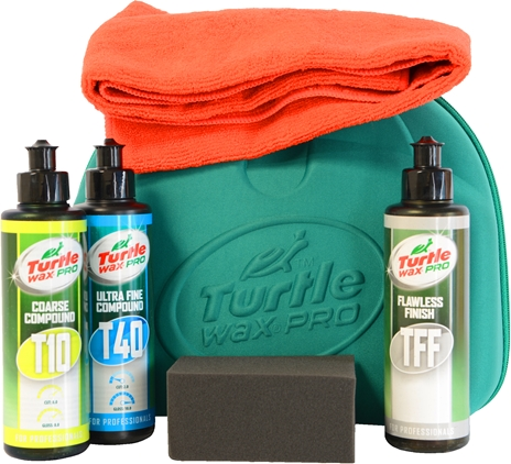 Turtle Wax Professional Polér Kit