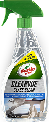 Turtle Wax ClearVue Glass Clean 500ml