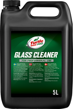 Turtle Wax Pro Glass Cleaner 5L